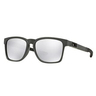 Óculos de Sol Oakley Catalyst Steel Chrome Iridium