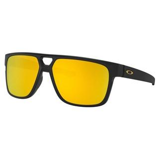 Óculos de Sol Oakley Crosshange Patch Matte Black 24k Iridium