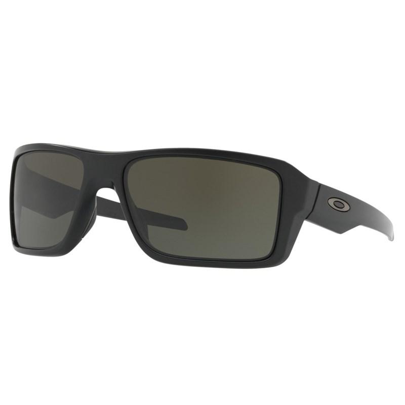 2c2b61fae Óculos de Sol Oakley Double Edge Matte Black - Back Wash
