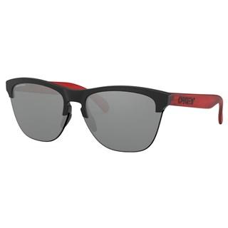 Óculos de Sol Oakley Frogskins Lite Matte Black Red/Prizm Black