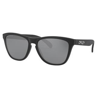 Óculos de Sol Oakley Frogskins Matte Black Prizm Black Polarized