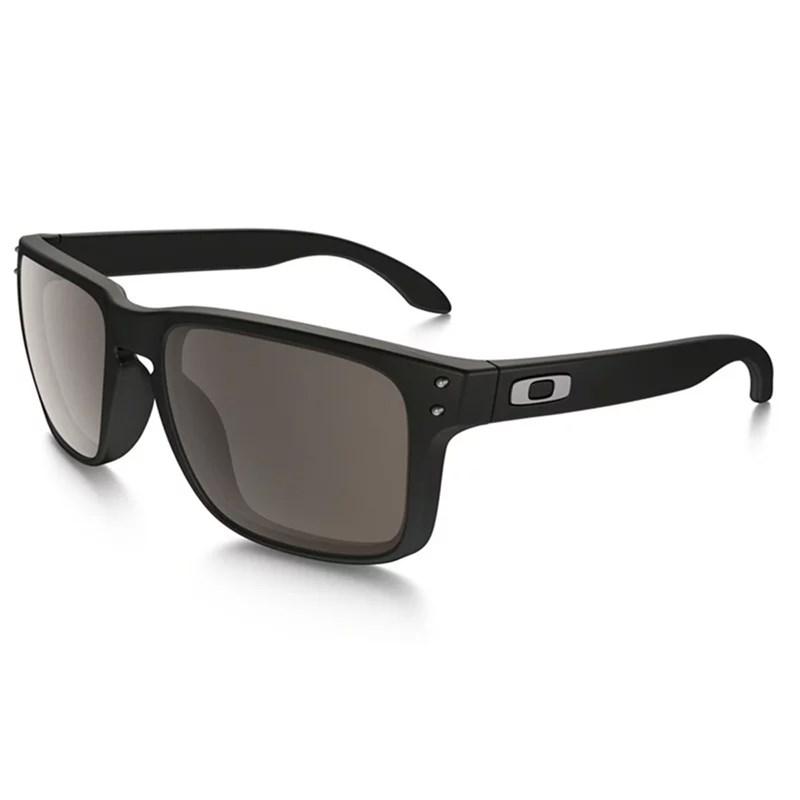 Óculos Oakley Holbrook Matte Black Warm Grey - Back Wash ca00f41b57