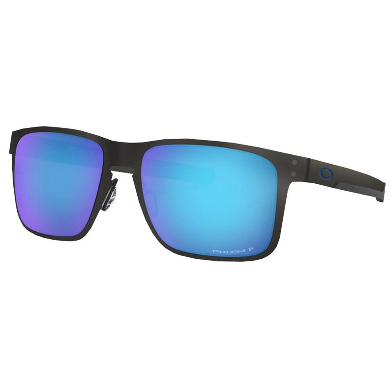 34c2a7db7 Óculos Oakley Holbrook Metal Prizm Polarizado 4123-07 - Back Wash