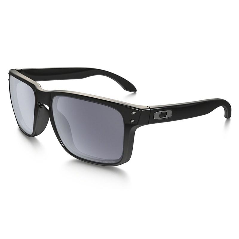 Óculos Oakley Holbrook Polished Black Prizm 9102-E8 - Back Wash 29b7299bd3
