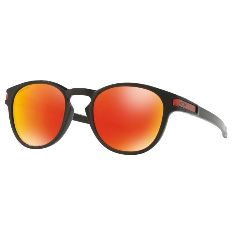Óculos de Sol Oakley Latch Matte Black Prizm 9265-29