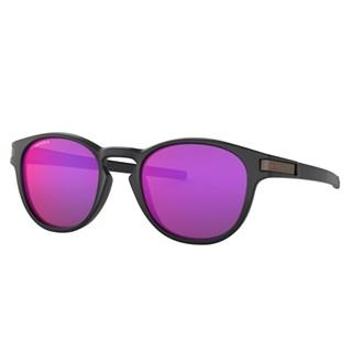 Óculos de Sol Oakley Latch Matte Black/Prizm Road