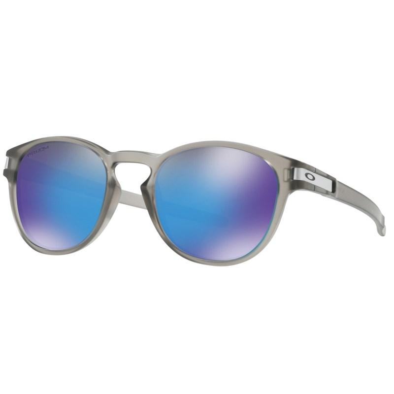 8fb4ce63a8227 Óculos de Sol Oakley Latch Matte Gray Prizm 9265-32