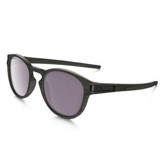 Óculos de Sol Oakley Latch Woodgrain Prizm Polarizado