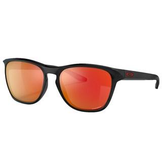 Óculos de Sol Oakley Manorburn Black Ink Prizm Ruby