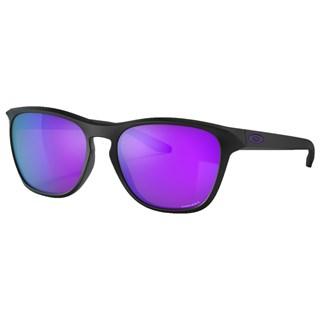 Óculos de Sol Oakley Manorburn Matte Black Prizm Violet