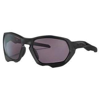 Óculos de Sol Oakley Plazma Matte Black Prizm Grey