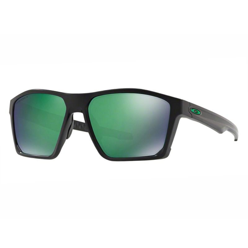 83da00e9a20a4 Óculos de Sol Oakley R1 Targetline Matte Black   Prizm Jade Polarizado