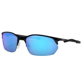 Óculos de Sol Oakley Wire Tap 2.0 Satin Black Prizm Sapphire