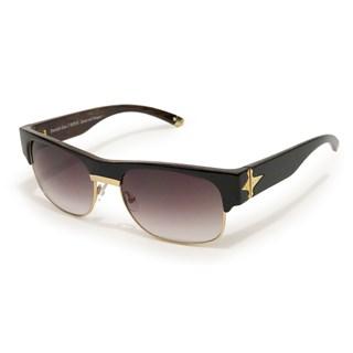 Óculos Evoke Capo II WD02 Black Wood / Brown Degradê