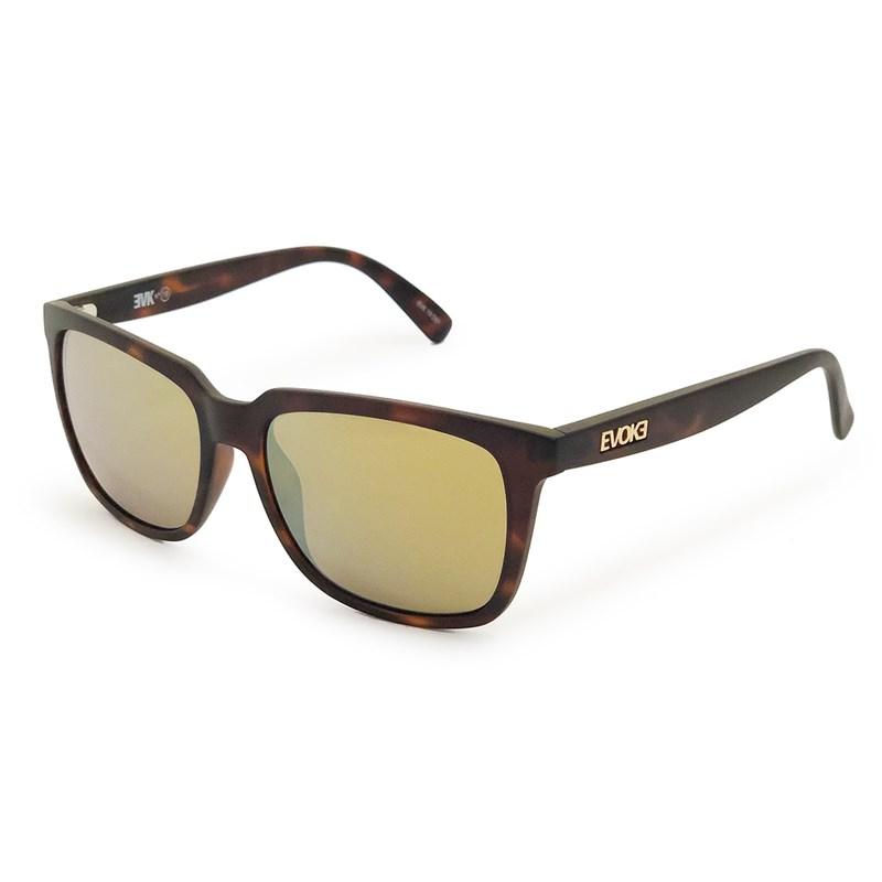 df148e63245f6 Compre Óculos Evoke EVK 19 Turtle Matte Gold na Back Wash!