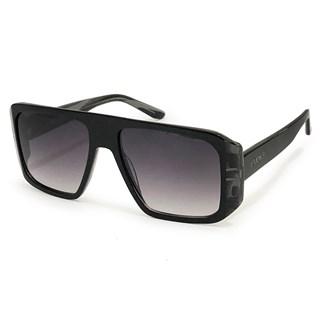 Óculos Evoke EVK 30 H01 Black Shine / Grey Gradient