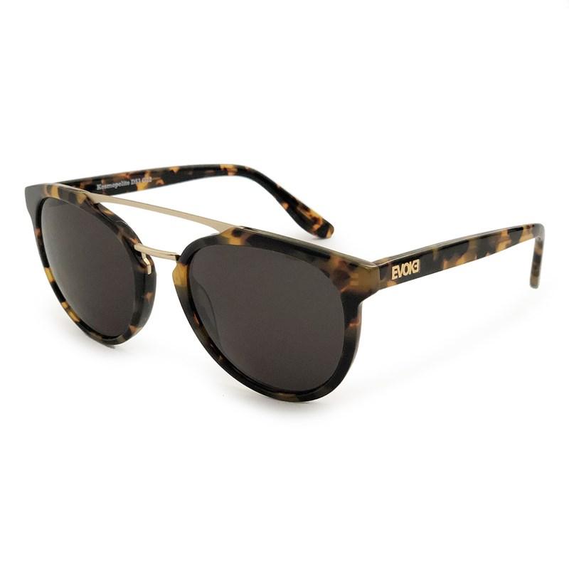 Óculos Evoke Kosmopolite Turtle Gold Brown