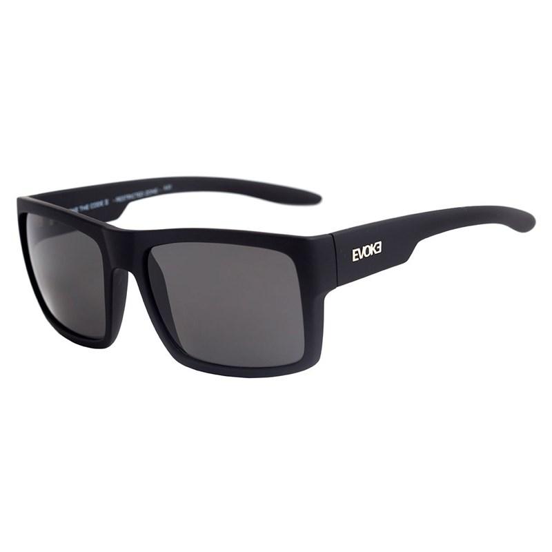 22bfdd6c5 Óculos Evoke The Code II Black Matte Gray - Back Wash