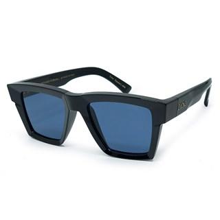 Óculos Evoke Time Square A04 Black Shine / Blue Total
