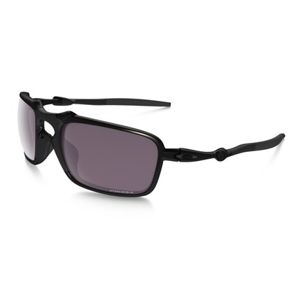 Óculos Oakley Badman - Dark Carbon/Ruby Iridium Polarized