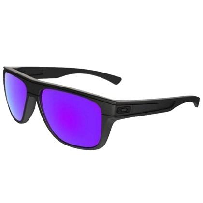 Óculos Oakley Breadbox Polished Black/Grey 9199-01