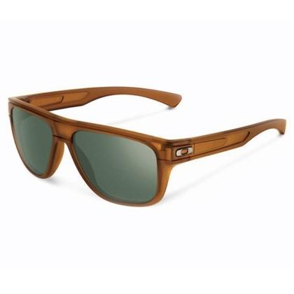 Óculos Oakley BreadBox Matte Dark Ambr/Dark Grey 9199-07