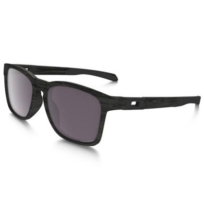 Óculos Oakley Catalyst Woodgrain Prizm Polarized