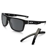Óculos Oakley Crossrange Pol. Black/ Black Iridium