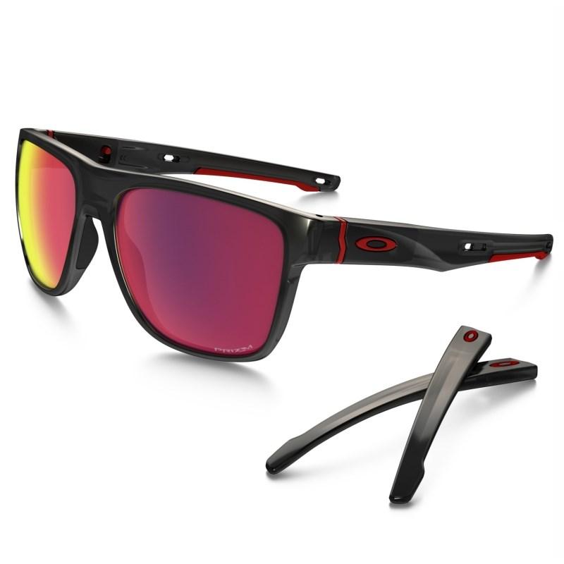 0644301a7 Compre Óculos Oakley Crossrange XL Black Ink/ Prizm Road na Back Wash!