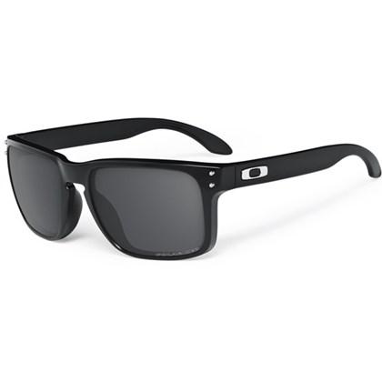 Óculos Oakley Holbrook Matte Black/ Red Iridium