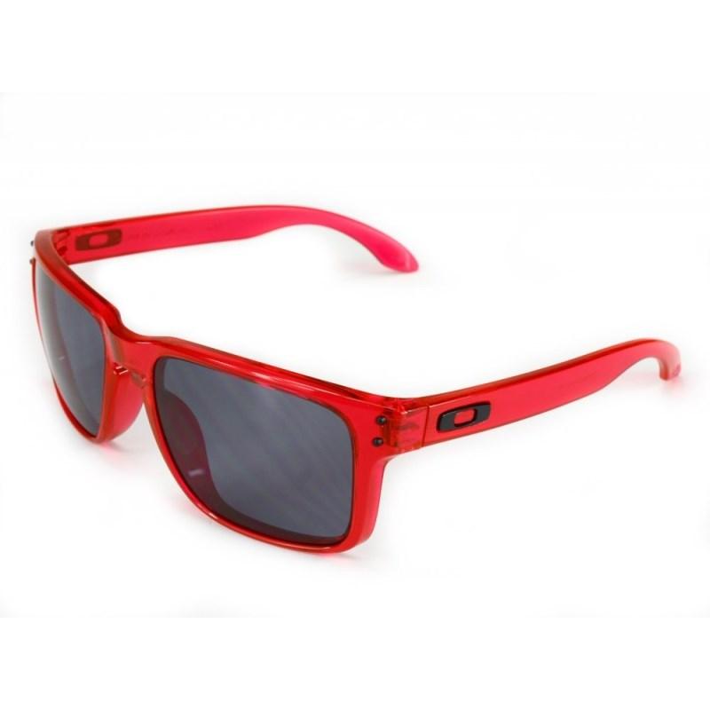 Óculos Oakley Holbrook Crystal Pink Grey 9102-37 - Back Wash c22611abf2