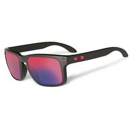 Óculos Oakley Holbrook Black Grey Polarized