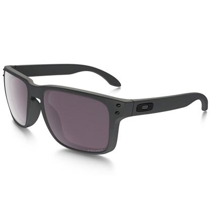 Óculos Oakley Holbrook Steel/Prizm Daily Polarized