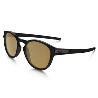 Óculos Oakley Latch Matte Black / Bronze Polarized