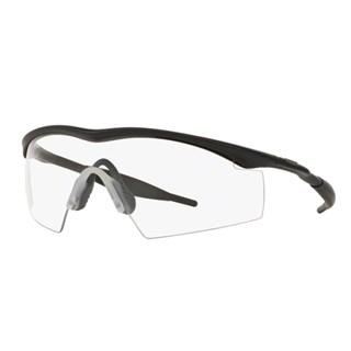Óculos Oakley M Frame Strike Matte Black Transparent Clear