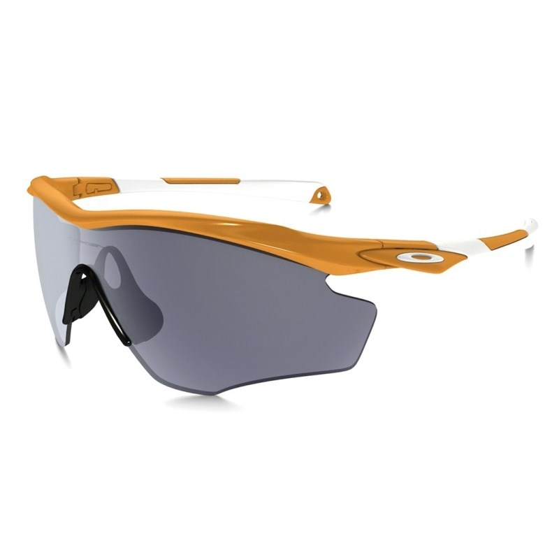 39110bd2fb16f Óculos Oakley M2 Frame XL Atomic Orange Grey - Back Wash
