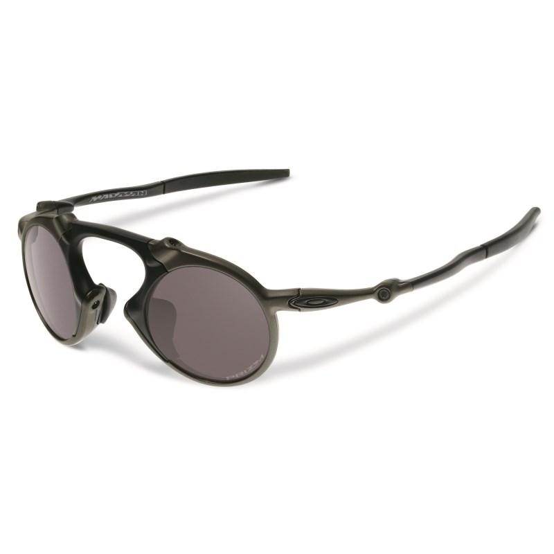 Óculos Oakley Madman Dark Carbon Prizm Daily Polarizado - Back Wash 2377470d6b