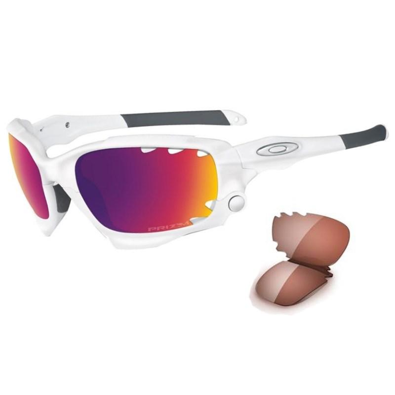Compre Óculos Oakley Racing Jacket Vented Prizm na Back Wash! 0924597841