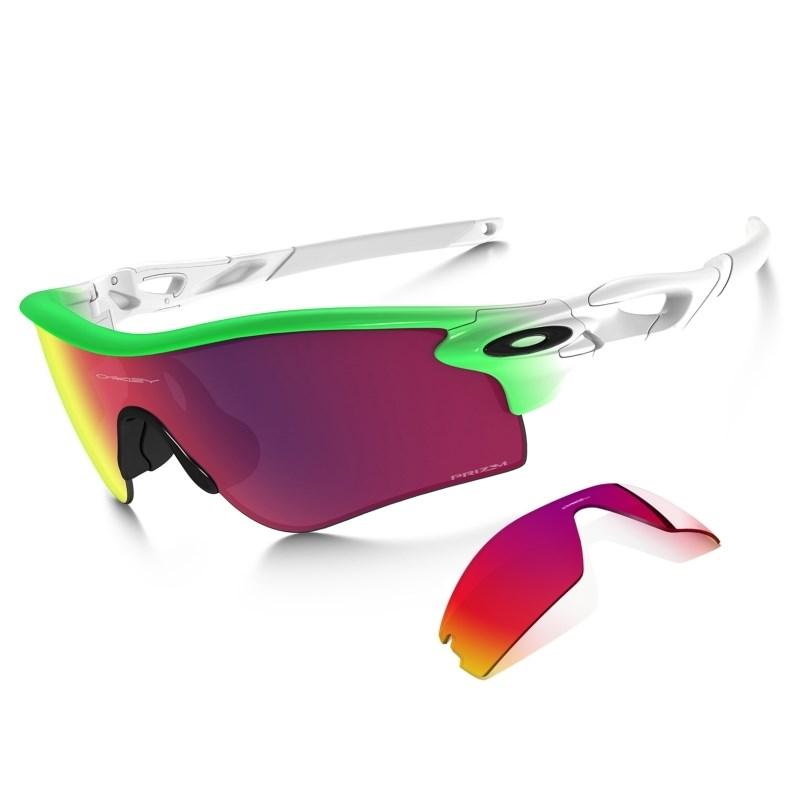 Óculos Oakley Radarlock Path Prizm Green Fade Edition - Back Wash ca22ad4439