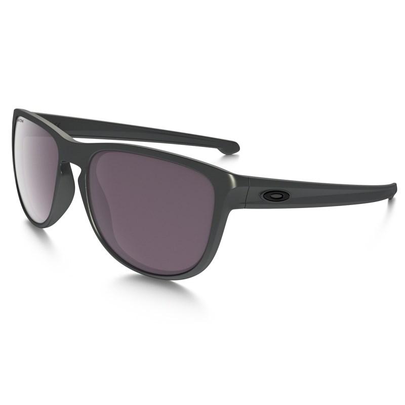 Óculos Oakley Sliver R Steel-Prizm Daily Polarized - Back Wash fc82a67a79