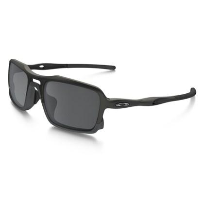 Óculos Oakley Triggerman Polished Black / Ruby Iridium