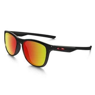 Óculos Oakley Trillbe X Polished Black/Ruby Iridium