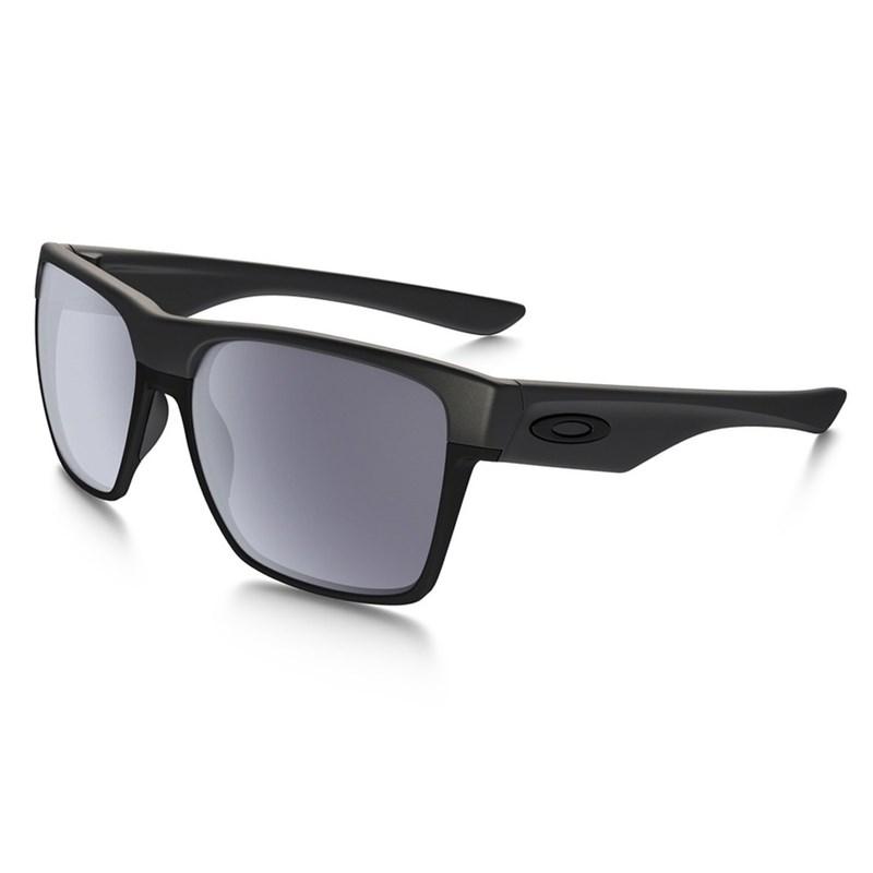 40c603c1d87d3 Óculos Oakley Two Face XL Steel Grey 9350-03 - Back Wash