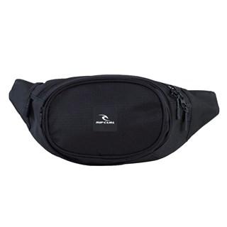 Pochete Rip Curl Waist Bag Midnight 2 Preta