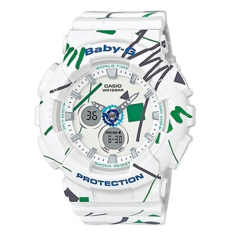 1bc1572ad5b Relógio Baby-G BA-120SC-7ADR - Compre na Back Wash!