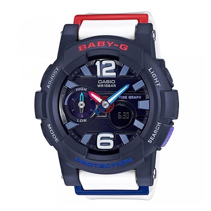 75ac66d95e5 Relógio Baby-G BGA-180-2B2DR - Compre na Back Wash!