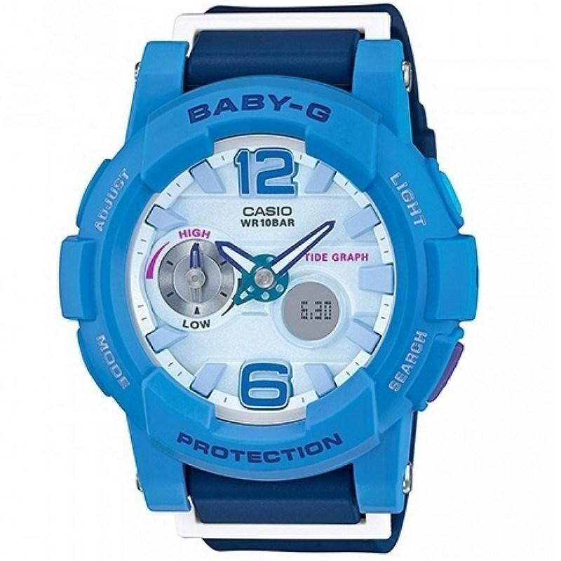32caa38527d Relógio Baby-G BGA-180-2B3DR - Compre na Back Wash!