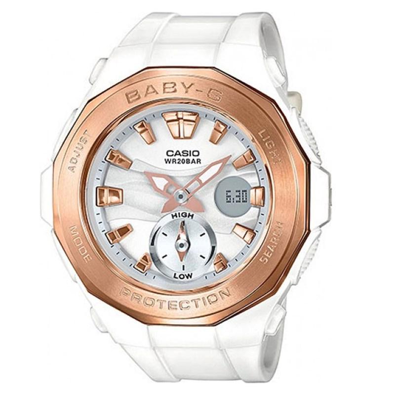 69b90b09ed3 Relógio Casio Baby-G BGA-220G-7ADR