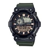 Relógio Casio Standard AEQ-200W-3AVDF