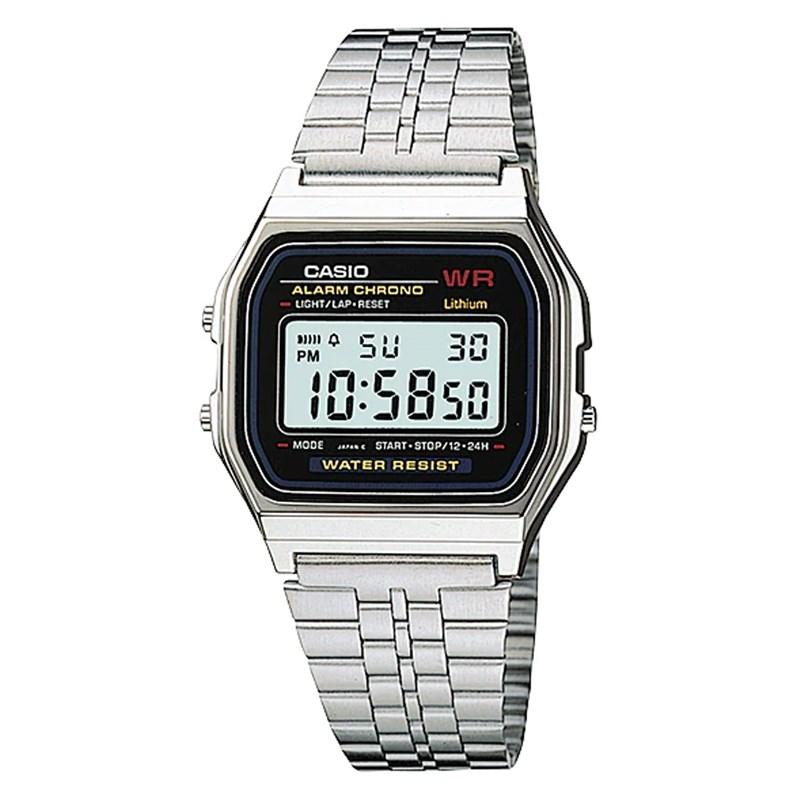 Relógio Casio Vintage A159WA-N1DF - Compre na Back Wash! 300c21180c